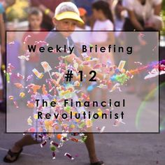 Weekly Briefing #12: Wall Street's short-termism fuels fintech piñata party.  Welcome to our 12th addition of The FR. This week, we look at the connection between Wall Street's short-term thinking and the rise of fintech, Ethereum's challenge to Bitcoin, SoFi's upcoming Super Bowl campaign and the business model behind TransferWise. We also take note of the two heavyweights who have joined Betterment's retirement committee and OpenDoor Labs, a real estate start-up. #WallStreet #Fintech…