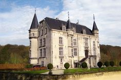 OUD-VALKENBURG, THE NETHERLANDS STATS 28 BEDROOMS 30 BATHROOMS 6 HALF BATH 17,500 SQ. FT. $13 MILLION Pedigree: Constructed around 1200 and ...