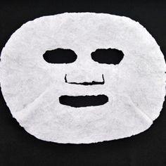1 Pcs Moisture Cosmetics DIY Compressed Sheet Mask Essence Skin Care Nose Strips Blackhead Remover Pilaten Oil-control Face