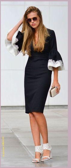 Two fabrics + lace