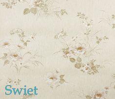 Laura Ashley style behang | Swiet