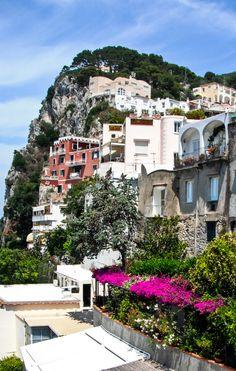 Ana Capri, Italy
