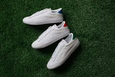 又一話題作!Fragment Design x NikeLab 全新 Tennis Classic AC RGB 白波鞋系列