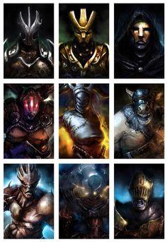infinity blade art - Google Search