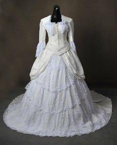 Phantom Of The Opera Christine Daaé Wedding by AddictedToMagic
