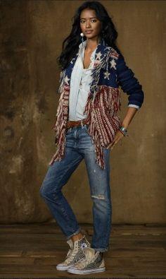 Colección Denim & Supply Ralph Lauren para la primavera-verano 2013