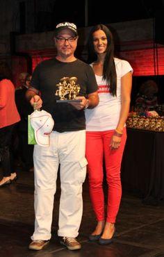 Categoria Destaque Latino Americano. Vencedor: En Dosis Diarias n. 2. Autor: Alberto Montt (Chile), representando por um amigo.