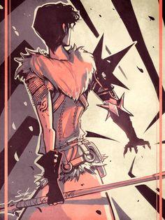 Dragon AgeBy Sara Cuervo | Available as prints & more via Society6