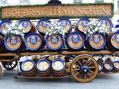 Barriles de Cerveza - Oktoberfest