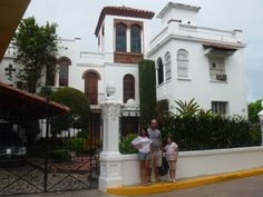 The house of the famous panamenan artist Ruben Blades in the old part of Panama City Rich Home, Panama City Panama, Old Things, Homes, Mansions, House Styles, Artist, Houses, Manor Houses
