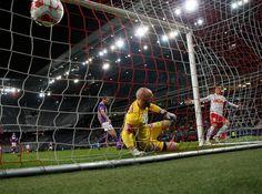 Die 33. Runde führt den FC Red Bull Salzburg zur Austria Wien. Ob sich das Ergebnis des Cup-Halbfinales in der Generali-Arena wiederholen lässt?