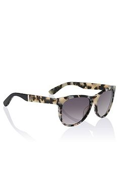 e4ff278ffd4 Sunglasses with golden details by BOSS