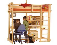 Woodland children's furniture:  www.meubles-pour-enfants.com
