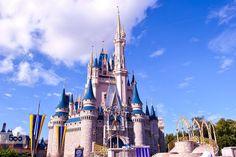 Fotografía Disney castle por Vijay Lal en 500px
