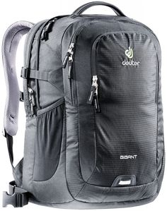 "Deuter gigant Rucksack School & Daypack 17,3"" black"