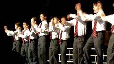 """Tx Boys Choir Town Choir """"Hot Chocolate"""". ЗАБАВНО!"""