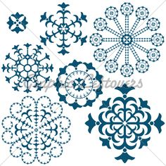 snowflake tattoo designs...