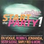 Start the Party, Vol. 1 by Various Artists (Cassette, Aug-1994, Atlantic (Label)