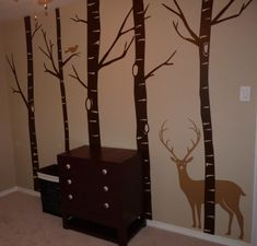 Baby Boy Room Decor for Hunting | Project For: Ford Age: due 9/7/10 Location: Dallas, TX Description: