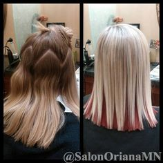 554 Best Balyage Highlight Techniques Images On Pinterest Hair