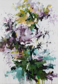 Wisteria Drapes the Porch | Carlos Ramirez Art
