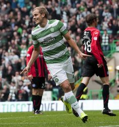 Pukki was celebrating in the next league match as well as Celtic bounced back from a defeat in their opening Champions League group game against St Johnstone