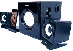 Sumvision  2.1(5) Music Speaker Docking Station for iPhone5 andamp