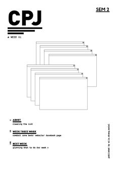 Covers of The Creative Process Journals by Ella Zheng, via Behance
