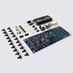 39.22$  Buy now - http://alix8a.worldwells.pw/go.php?t=32757258376 - Free Shipping Orignal JYE Tech DIY FG085 DDS Digital Synthesis Function Generator Kit Without Panel no case training learning
