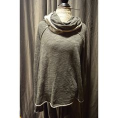 Cowl neck sweater Free people beach cowl neck . Never worn but took off the tags . Free People Sweaters Cowl & Turtlenecks