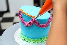 How to make a Whimsical Cake!