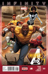 Mighty Avengers #1