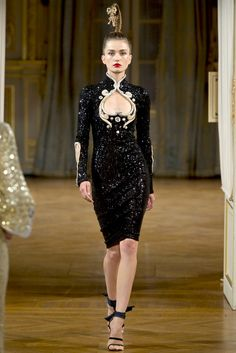 Alexis Mabille Fall 2012 Couture - Collection - Gallery - Style.com
