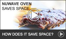NuWave Oven Official Website - As Seen on TV Countertop Appliance