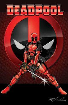 #Deadpool #Fan #Art. (Deadpool) By: TomMonarch. (THE * 5 * STÅR * ÅWARD * OF: * AW YEAH, IT'S MAJOR ÅWESOMENESS!!!™)[THANK Ü 4 PINNING<·><]<©>ÅÅÅ+(OB4E)