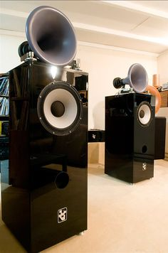 Viard Audio Design Hologram speakers