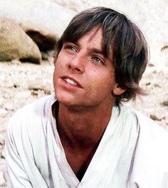 Luke being Cute.