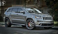 2014 Jeep Grand Cherokee SRT8....