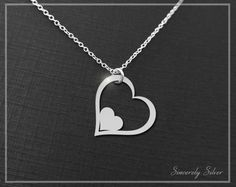 """9"""" Jewelry & Watches Fine Anklets 1"""" Sterling Silver Heart Chain With Heart Puffy Charm Anklet In Pain"""