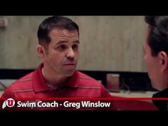 Ute Insider with Men's Swimming and Diving