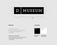 """다음 @Behance 프로젝트 확인: """"D MUSEUM"""" https://www.behance.net/gallery/27992261/D-MUSEUM"""