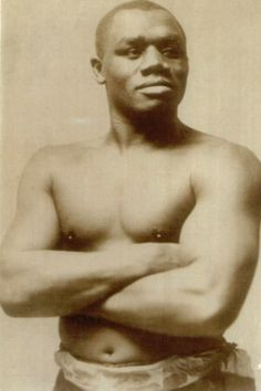 Sam Langford. He never got his title shot he was due because of racism. He was a great fighter and a testament to his greatness is he was fighting and winning fights while going blind.