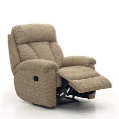 Atlanta Manual Recliner Chair