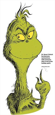 Love the Grinch!