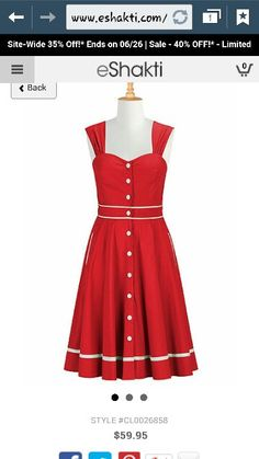 49dd6881bbb1 39 Best I want all the dresses images | 1950s, Cute dresses, Retro ...