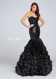 Shop Ellie Wilde by Mon Cheri prom dresses at PromGirl. Short designer prom dresses, homecoming party dresses and evening and pageant gowns. Prom Dresses 2017, Gala Dresses, Designer Prom Dresses, Prom Party Dresses, Bridal Dresses, Mermaid Evening Dresses, Formal Evening Dresses, Strapless Dress Formal, Evening Attire