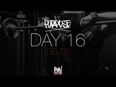 #RELPURPOSE | DAY 16 | DELTS - Run Everything Labs