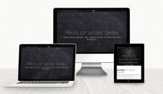 Webdesign mikas.gmbh Web Design, Grafik Design, Cards Against Humanity, Advertising Agency, Weaving, Design Web, Website Designs, Site Design