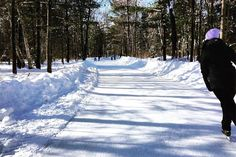 Ice rinks and trails are the perfect magical spots for skating near Toronto. There's just something about skating on a lake or through the trees th...