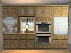 BB Kitchen Shakerlicious - built in kit slaved